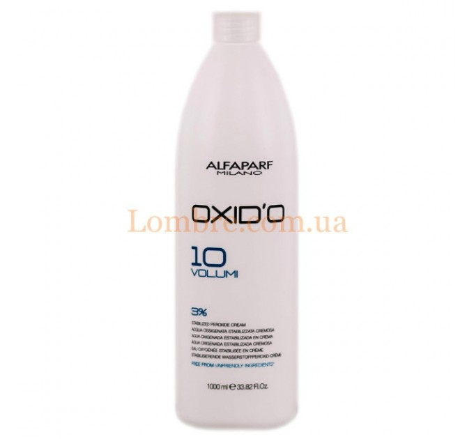 Alfaparf Oxid'o Evolution - Кремообразный окислитель