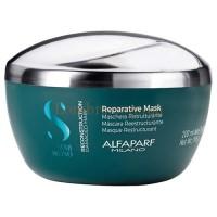 Маска для реконструкции волос Alfaparf Semi Di Lino Reconstruction Reparative Mask