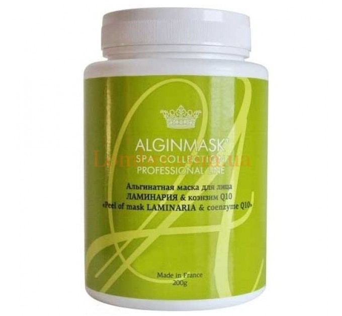 Alginmask Peel Off Mask Laminaria & Coenzyme Q10 - Альгинатная маска Ламинария и Коэнзим Q10