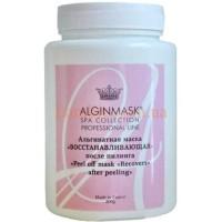 Alginmask Peel Off Mask «RECOVERS» After Peeling» - Альгинатная маска «Восстанавливающая»