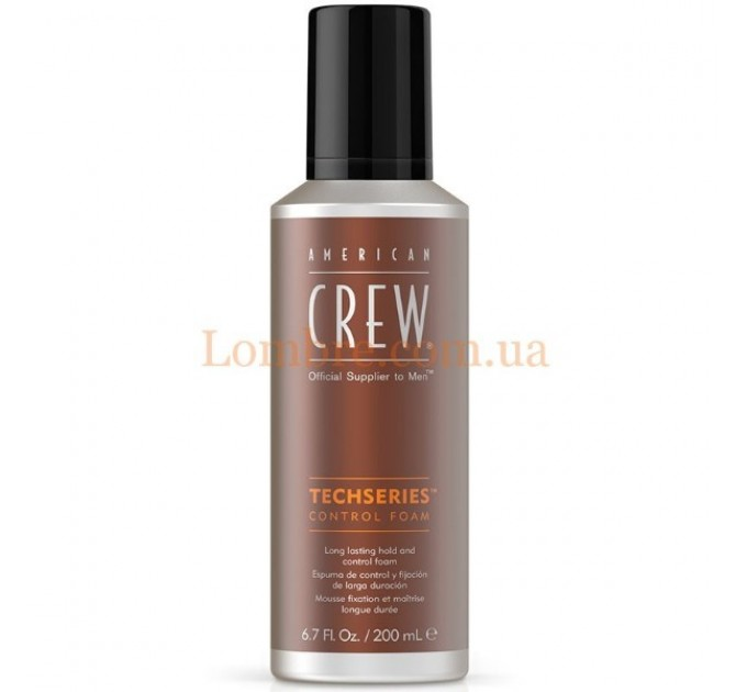 American Crew Control Foam - Контролирующая пена для волос