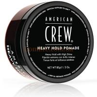 American Crew Heavy Hold Pomade - Супер стойкая помада для стайлинга
