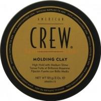 American Crew Molding Clay - Глина моделирующая