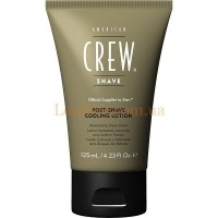 American Crew Post-Shave Cooling Lotion - Охлаждающий лосьон после бритья