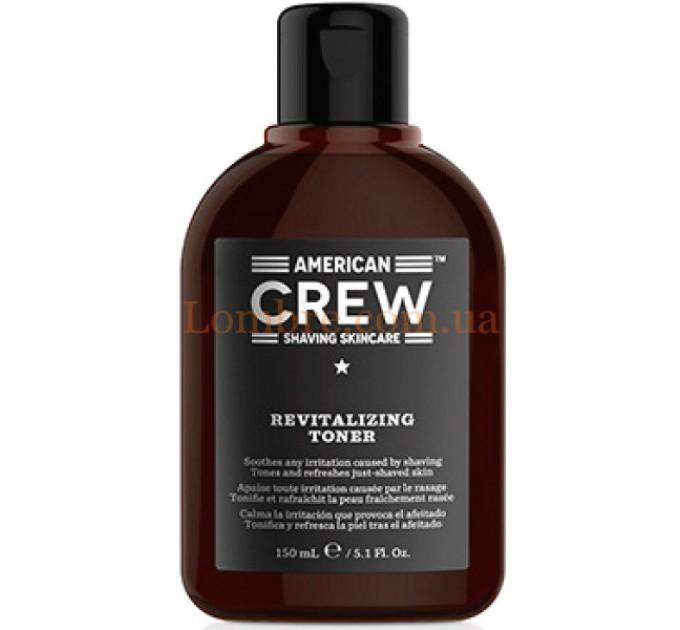 American Crew Revitalizing Toner - Восстанавливающий лосьон после бритья