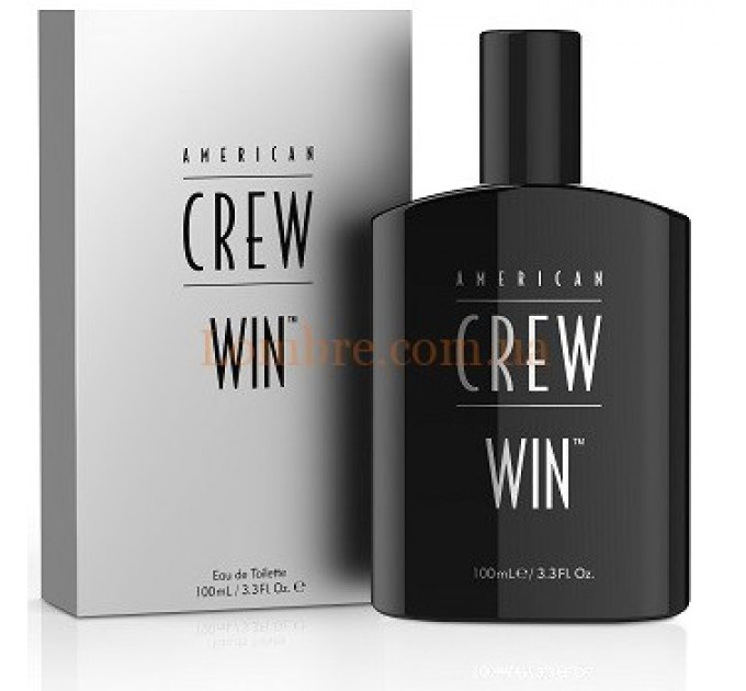 American Crew Win - Туалетная вода Win