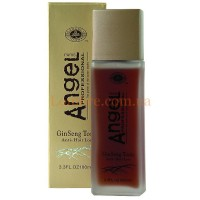 Angel Ginseng Tonic Anti Hair Loss - Тоник с экстрактом женьшеня против потери волос