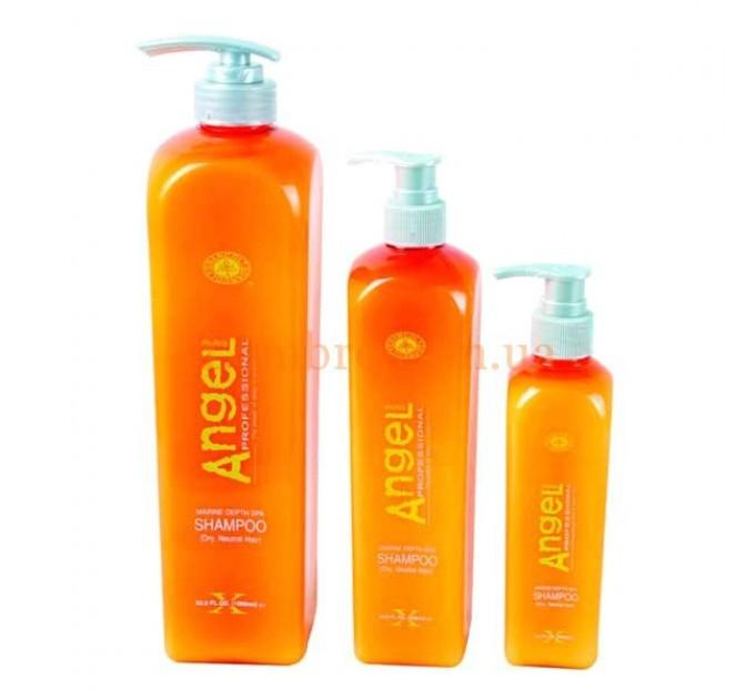 Angel Marine Depth SPA Shampoo For Dry & Neutral Hair - Шампунь для сухих и нормальных волос