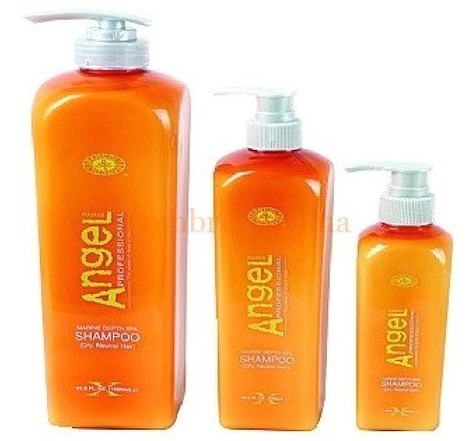 Angel Marine Depth SPA Shampoo For Oily Hair - Шампунь для жирных волос