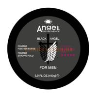 Black Angel For Men Pomade Strong Hold - Помада для волос сильной фиксации