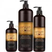 Argan De Luxe Nourishing Conditioner- Кондиционер питательный с маслом арганы
