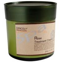 Dancoly Rose Treatment Cream - Арома-крем для волос с маслом розы