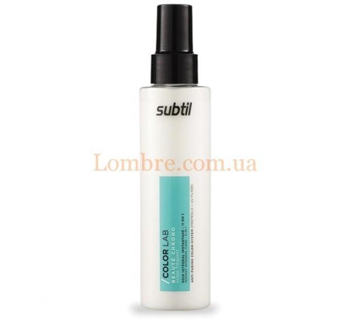 Ducastel Subtil ColorLab Beauty Chrono Soin Integral 11 En 1 - Комплексный уход 11 в 1
