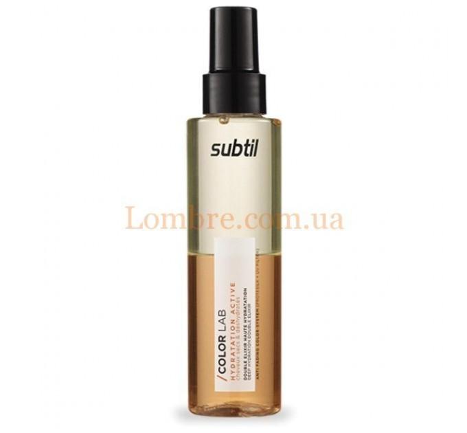 Ducastel Subtil ColorLab Hydratation Active Double Elixir Haute Hydratation - Двойной эликсир интенсивное увлажнение сухих волос
