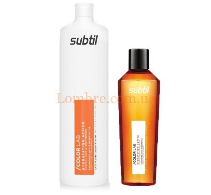 Ducastel Subtil ColorLab Hydratation Active Shampoing Haute Hydratation - Шампунь интенсивное увлажнение сухих волос
