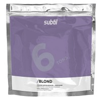 Осветляющая безаммиачная пудра до 6 тонов Ducastel Subtil Blond 450g