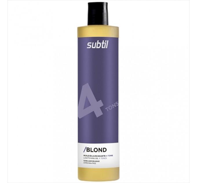 Ducastel Subtil Blond Huile Decolorante - Масло осветляющее до 4 тонов
