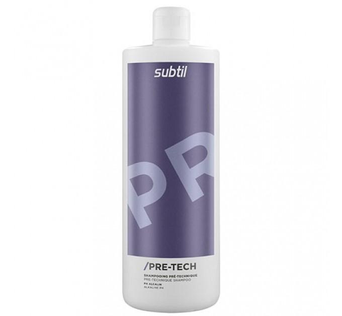 Ducastel Subtil Pre-Tech - Шампунь для глубокого очищения волос