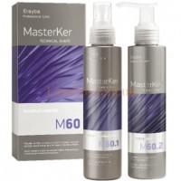 Erayba M60 Kerafruit Relaxer - Набор для выпрямления волос