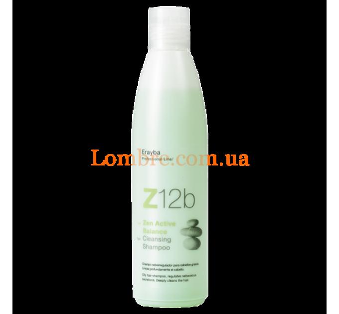 Erayba Z12b Cleansing Shampoo - Шампунь против жирных волос