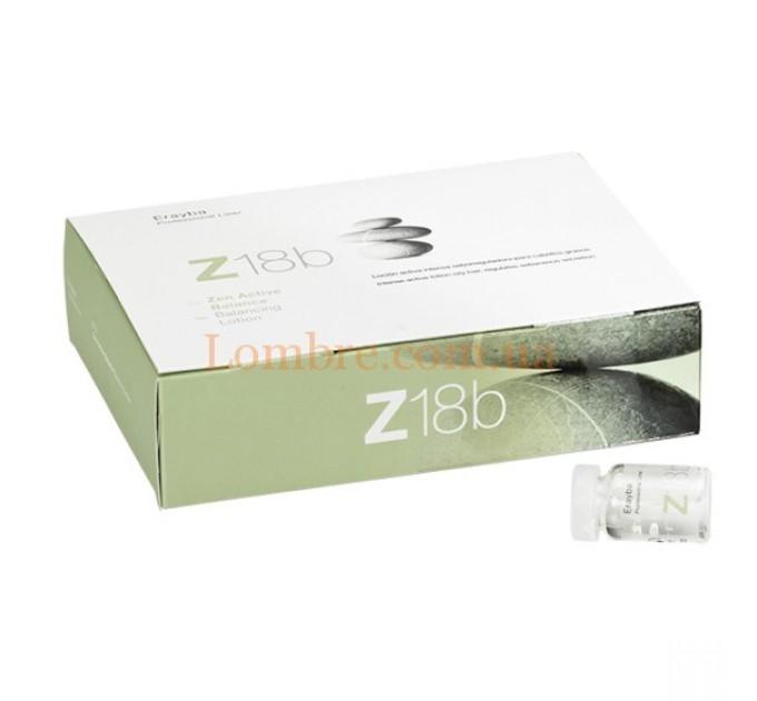 Erayba Z18b Balancing Lotion - Ампулы против жирных волос