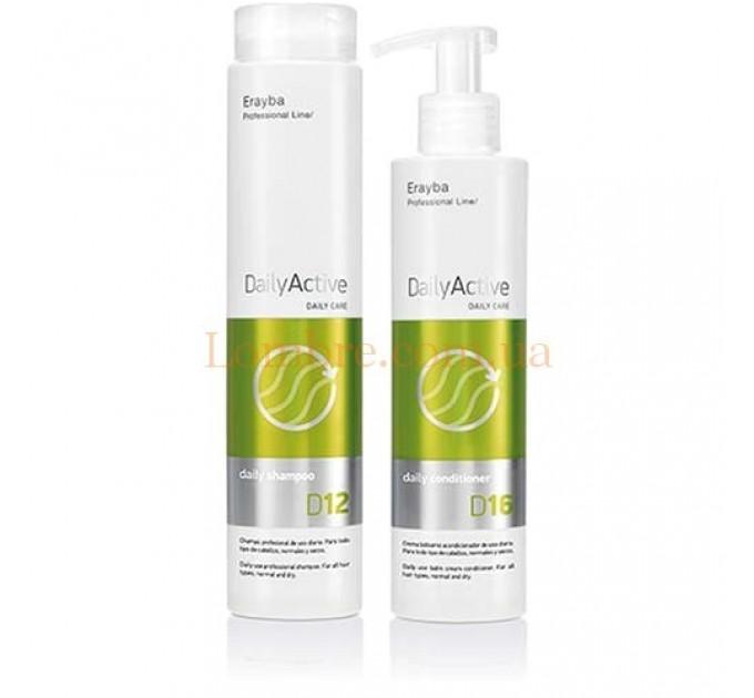 Erayba D12/D16 Daily Factor SET - Набор для всех типов волос
