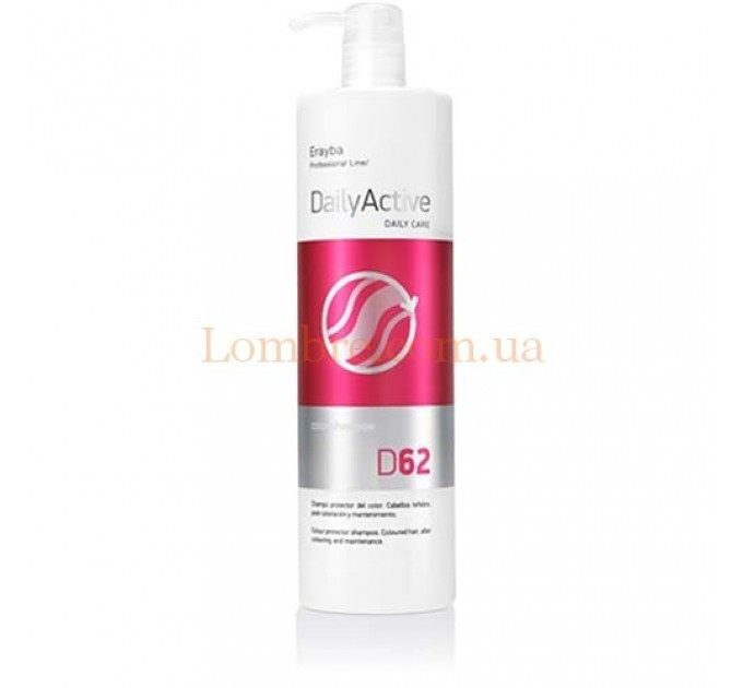 Erayba D62 Color Factor Shampoo - Шампунь для ухода за окрашенными волосами