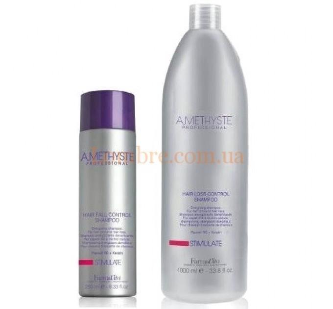 FarmaVita Amethyste Stimulate Hair Fall Control Shampoo - Шампунь для стимулирования роста волос