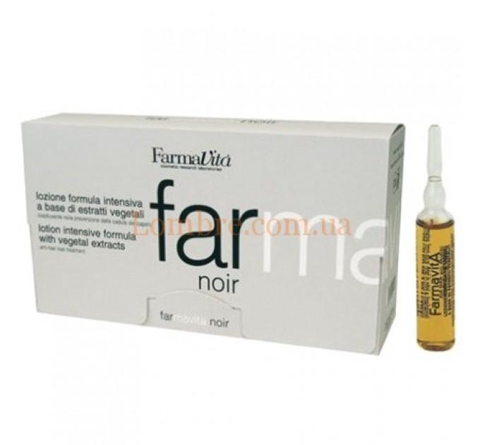 FarmaVita Noir Lotion - Лосьон против выпадения для мужчин