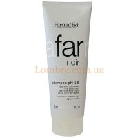 FarmaVita Noir Shampoo pH 5.5 - Шампунь против выпадения для мужчин