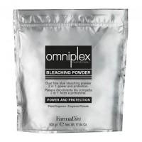 Обесцвечивающий порошок 2 в 1 FarmaVita Omniplex Bleaching Powder 2 in 1 500 г