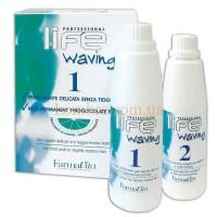 FarmaVita Life Waving 1 - Биозавивка для натуральных и окрашенных волос