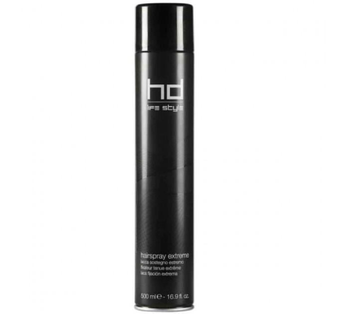FarmaVita HD Life Style Hair Spray Extreme - Лак для волос сверх сильной фиксации