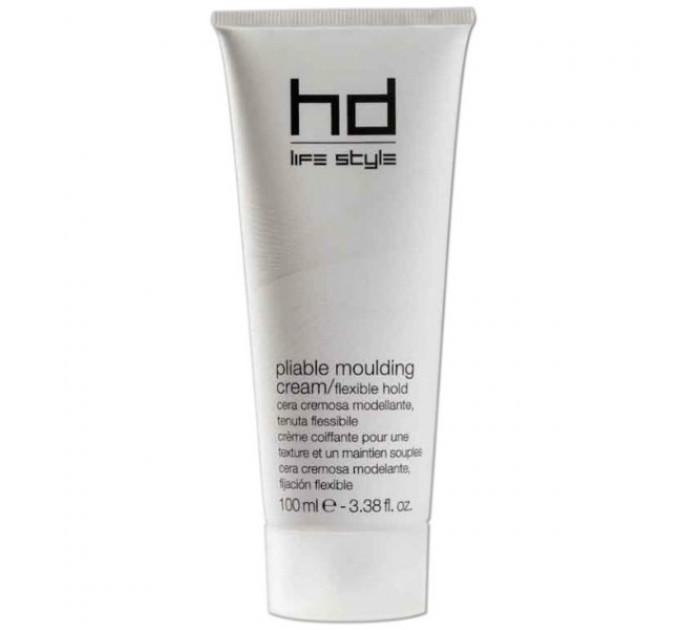 FarmaVita HD Life Style Pliable Moulding Cream - Моделирующий крем для волос легкой фиксации