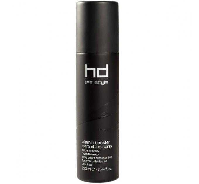FarmaVita HD Life Style Vitamin Booster Extra Shine Spray - Спрей экстра блеск с витаминами