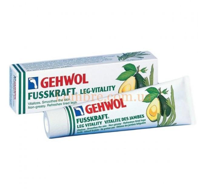 Gehwol Fusskraft Leg-Vitality - Оживляющий бальзам