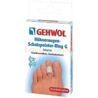Gehwol Huhneraugen-Schutzpolster-Ring G Klein - Защитное гель-кольцо с уплотнением (маленькое)