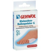 Gehwol Kleinzehen-Ballenpolster G - Накладка на мизинец G