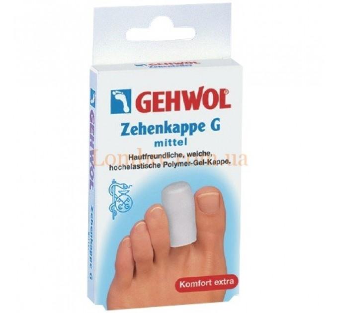 Gehwol Zehenkappe G Mittel - Гель-колпачки G