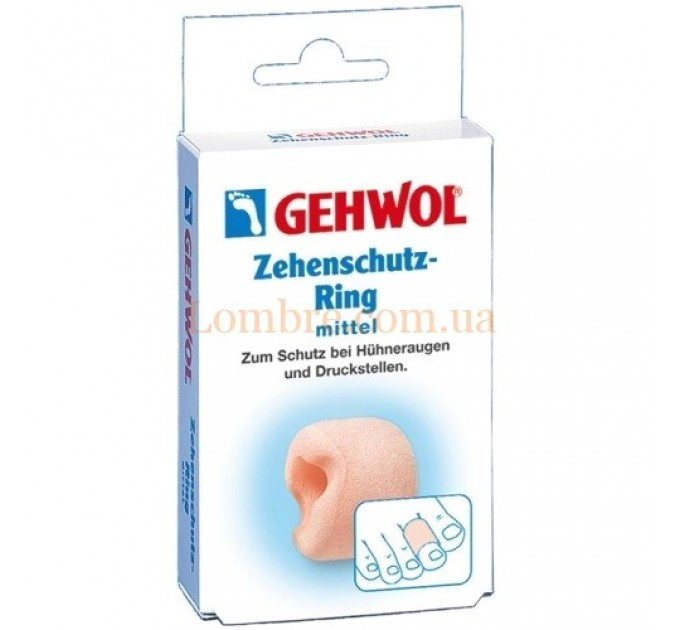 Gehwol Zehenschutz-Ring Mittel - Кольца для пальцев защитные