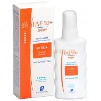Histomer Biogena Tae Spray SPF-50+ - Солнцезащитное молочко для лица и тела для детей