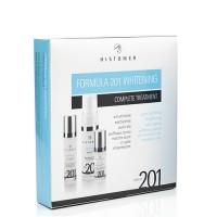 """Комплексный уход """"Сияние и Отбеливание"""" Histomer Formula 201 Whitening Complete Treatment Kit"""