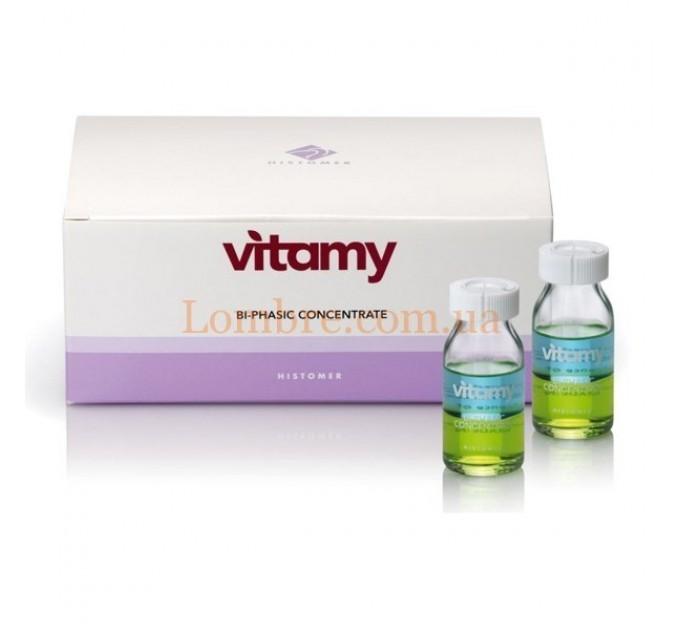 Histomer Vitamy Bi-Phasic Concentrate - Двухфазный концентрат витаминов и кальция
