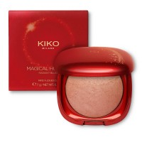 Румяна Kiko Milano Radiant Blush (01 Morning Star Biscuit) 7 г