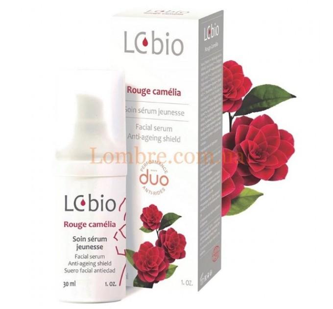 LCbio Rouge Camelia Serum - Антивозрастная сыворотка Алая камелия