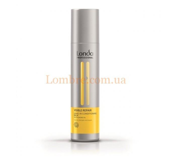 Londa Visible Repair Leave-In Conditioning Balm - Бальзам-кондиционер для волос для поврежденных волос