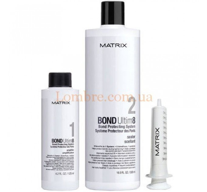 Matrix Bond Ultim 8 Mini - Набор для защиты волос при окрашивании (мини)