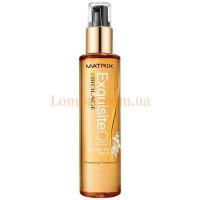 Matrix Exquisite Oil With Moringа Oil Blend - Питательное масло для волос