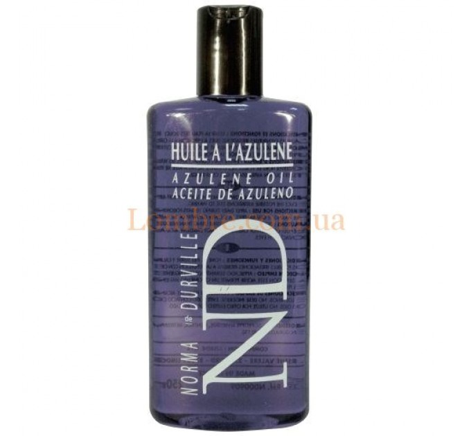 Norma de Durville Azulene Oil - Масло-ингибитор с азуленом