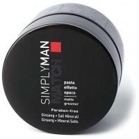 Nouvelle Simply Man Matte Groomer - Паста с матирующим эффектом для волос